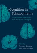 Cover for Cognition in Schizophrenia