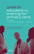 Cover for Guide to Education and Training for Primary Care