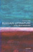 Cover for Russian Literature: A Very Short Introduction