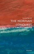 Cover for The Norman Conquest: A Very Short Introduction
