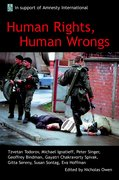 Cover for Human Rights, Human Wrongs