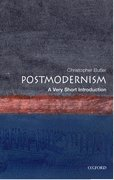 Cover for Postmodernism: A Very Short Introduction