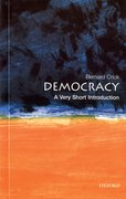 Cover for Democracy: A Very Short Introduction