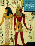 Cover for The Oxford History of Ancient Egypt
