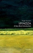Cover for Spinoza: A Very Short Introduction