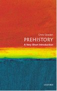 Cover for Prehistory: A Very Short Introduction