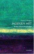 Cover for Modern Art: A Very Short Introduction