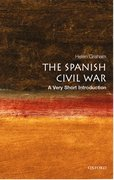 Cover for The Spanish Civil War: A Very Short Introduction