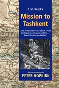 Cover for Mission to Tashkent