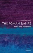 Cover for The Roman Empire: A Very Short Introduction