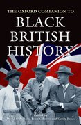 Cover for The Oxford Companion to Black British History