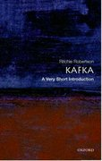 Cover for Kafka: A Very Short Introduction