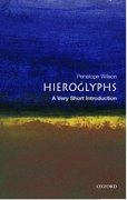 Cover for Hieroglyphs: A Very Short Introduction