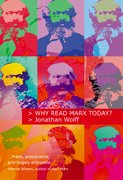 Cover for Why Read Marx Today? - 9780192805058