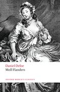 Cover for Moll Flanders