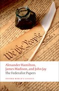 Cover for The Federalist Papers