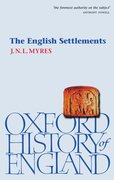Cover for The English Settlements