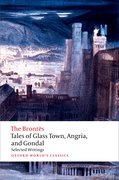 Cover for Tales of Glass Town, Angria, and Gondal