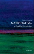 Cover for Nationalism: A Very Short Introduction