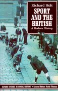 Cover for Sport and the British