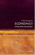 Cover for Economics: A Very Short Introduction