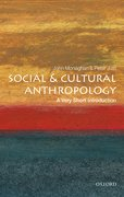 Cover for Social and Cultural Anthropology: A Very Short Introduction
