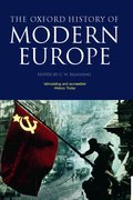 Cover for The Oxford History of Modern Europe