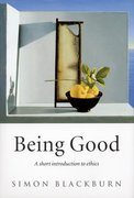 Cover for Being Good
