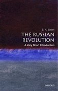 Cover for The Russian Revolution: A Very Short Introduction