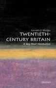 Cover for Twentieth-Century Britain: A Very Short Introduction
