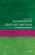Cover for Eighteenth-Century Britain: A Very Short Introduction
