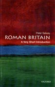 Cover for Roman Britain: A Very Short Introduction