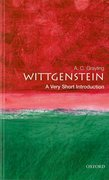 Cover for Wittgenstein: A Very Short Introduction