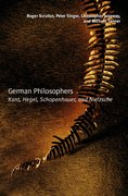 Cover for German Philosophers - 9780192854247