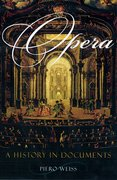 Cover for The Oxford Illustrated History of Opera