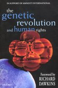 Cover for The Genetic Revolution and Human Rights