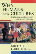 Cover for Why Humans Have Cultures