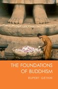 Cover for The Foundations of Buddhism