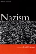 Cover for Nazism