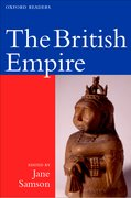 Cover for The British Empire