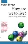 Cover for How Are We to Live?