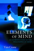 Cover for Elements of Mind