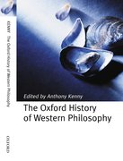 Cover for The Oxford History of Western Philosophy