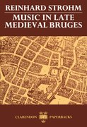 Cover for Music in Late Medieval Bruges