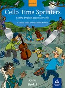 Cover for Cello Time Sprinters + CD