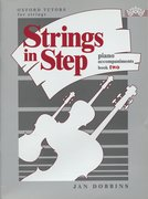 Cover for Strings in Step piano accompaniments Book 2