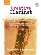 Cover for Creative Clarinet + CD