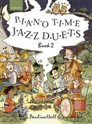 Cover for Piano Time Jazz Duets Book 2