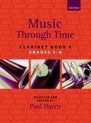 Cover for Music through Time Clarinet Book 4