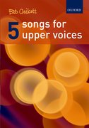 Cover for Five Songs for Upper Voices